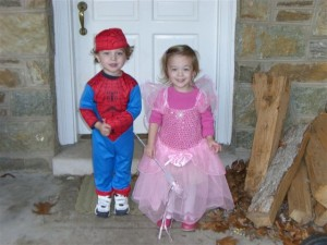 Kerry and Campbell Halloween