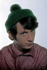 Mike Nesmith in Green Hat