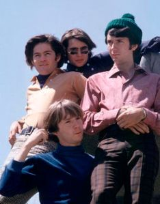 Hey, hey we're the Monkees!