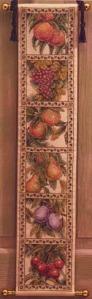 Teresa Wentzler Floral Bellpull