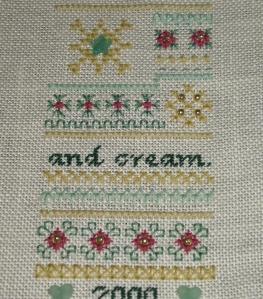"""Sew a Fine Seam"" Detail"