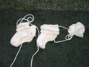 Suss Newborn Set Booties