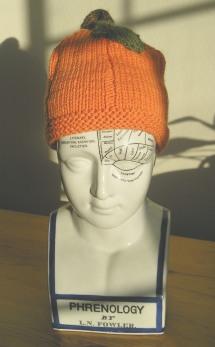 Ronan's Pumpkin Hat