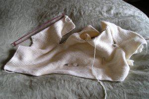 Baby Kimono WIP