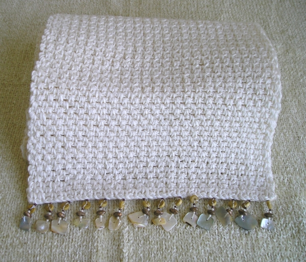 Woven Stitch Table Runner