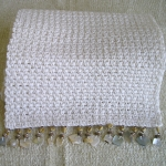 Woven Stitch Table Runner Pattern