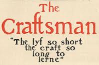 The Craftsman title page