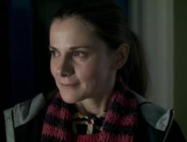 Molly Hooper's Striped Scarf