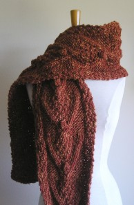 "Debbie Bliss, ""Chunky Scarf"""