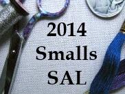 2014 Smalls Stitchalong Logo