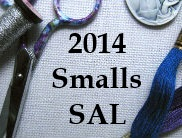 2014 Smalls Stitchalong Logo