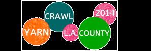 Yarn Crawl LA Banner