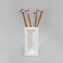 London Brick Knitting Needle Holder