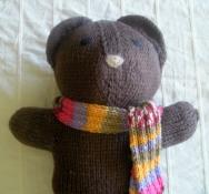 Baby Bobbi Bear, Nappin'