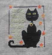 """""""Happy Black Black Cat Day"""" by The Trilogy"""