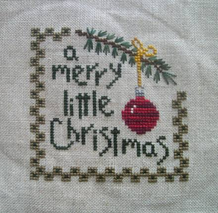 """""""A Merry Little Christmas"""" by Bent Creek"""