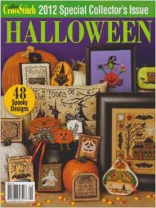 Just Cross Stitch Halloween Issue 2012