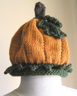 Pumpkin Hat for Lolo
