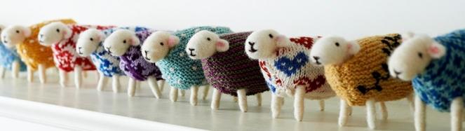 Mary Kilvert Sheep