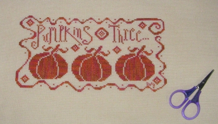 """Pumpkins Three"" from the La-D-Da Lovers Blog (laddalovers.blogspot.com)"