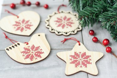 Red Gate Stitchery Xmas 001