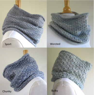 Stardust Cowl Four-Shot