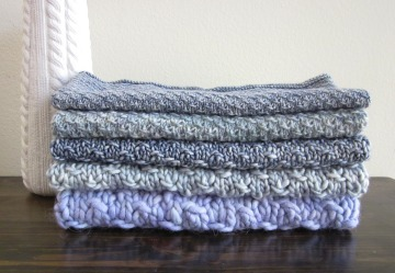 Stardust Variations Cowl Stacked